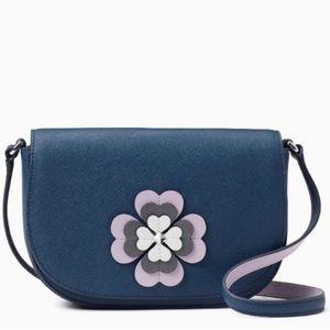 Kate Spade Navy Blue Crossbody Bag
